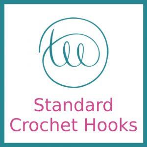Filter by Standard Crochet Hooks