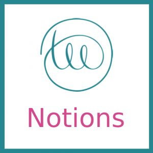Filter by Accessories - Notions