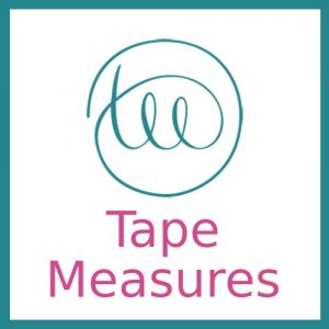 Filter by Tape Measures