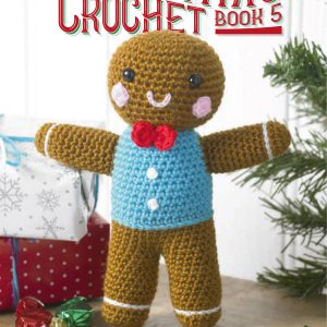 King Cole Christmas Crochet - Book 5