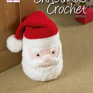 King Cole Christmas Crochet - Book 6