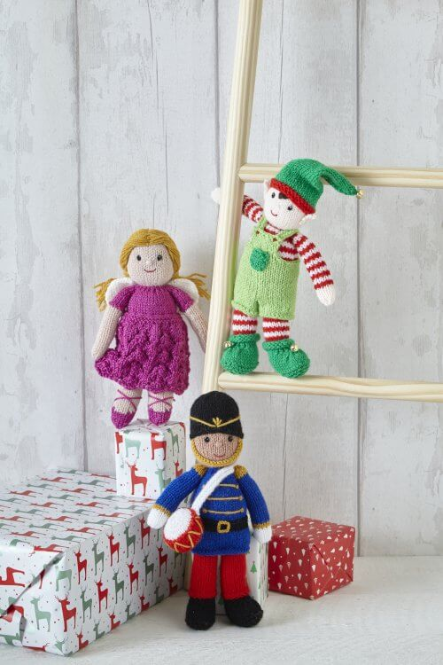 King Cole Christmas Knits - Book 8 - 1