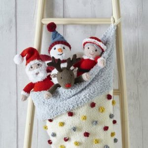 King Cole Christmas Knits - Book 8 - 2