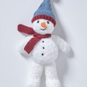 King Cole Christmas Knits - Book 8 - Snowman