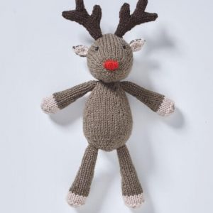 King Cole Christmas Knits - Book 8 - Reindeer