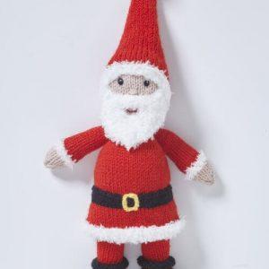 King Cole Christmas Knits - Book 8 - Father Christmas