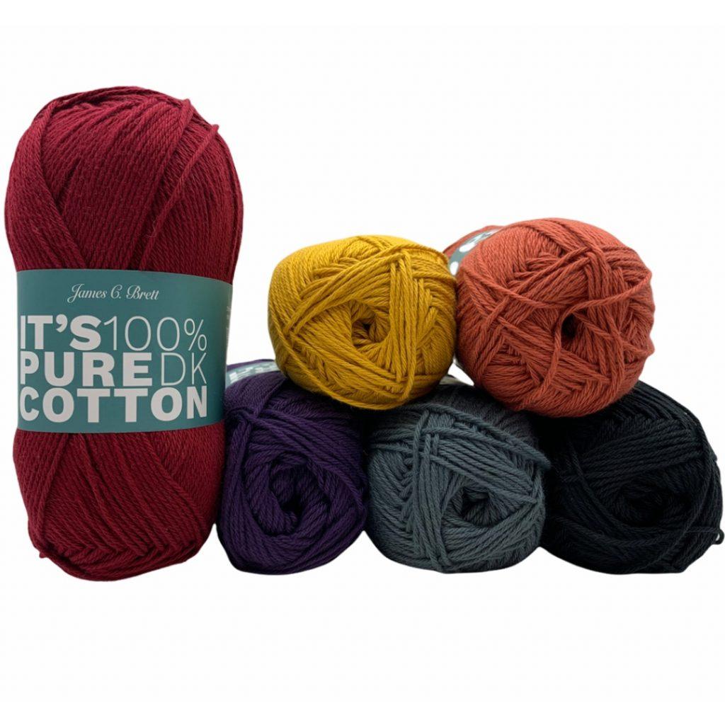Pure Cotton new colours