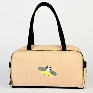 KnitPro Bumblebee Duffle Bag 1